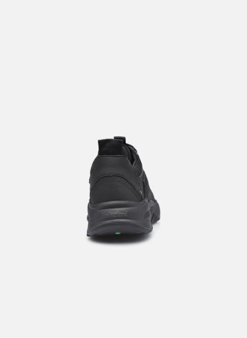 Sneaker Timberland DelphivilleTextileSneaker schwarz ansicht von rechts
