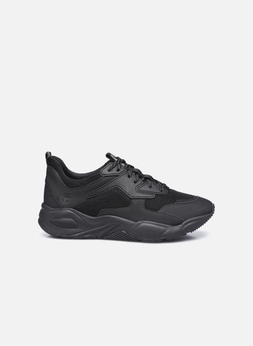 Sneaker Timberland DelphivilleTextileSneaker schwarz ansicht von hinten