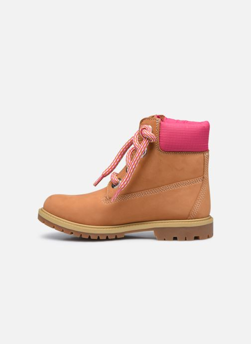 Bottines et boots Timberland 6In Convenience Lace Boot Marron vue face