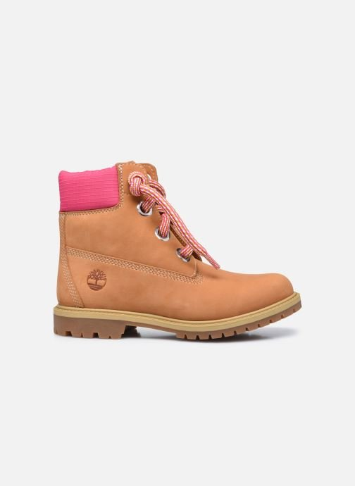 Botines  Timberland 6In Convenience Lace Boot Marrón vistra trasera