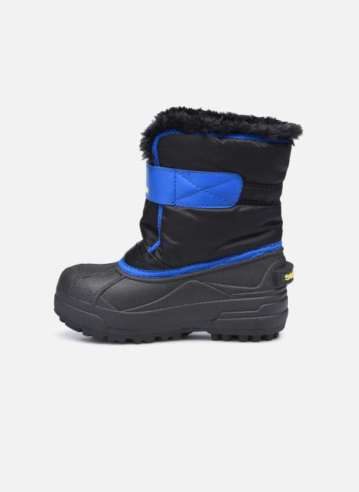 Sportschuhe Sorel Children's Snow Commander schwarz ansicht von vorne