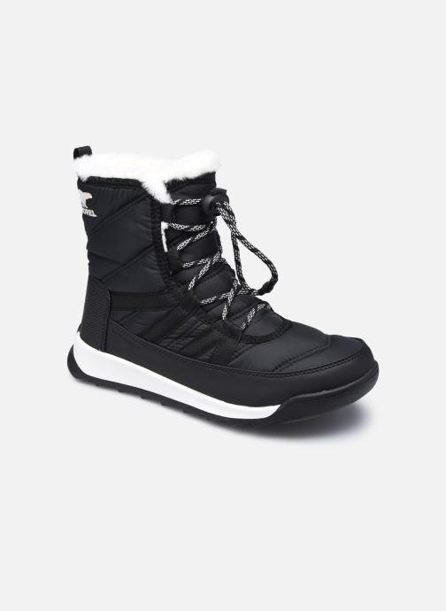 Stiefeletten & Boots Sorel Youth Whitney II Short Lace schwarz detaillierte ansicht/modell