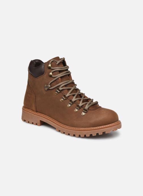 Stiefeletten & Boots Lumberjack RIVER 033 braun detaillierte ansicht/modell