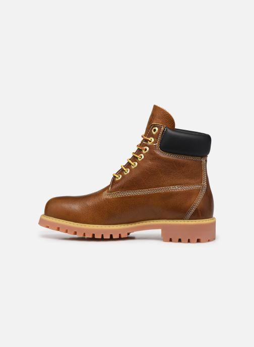 Stiefeletten & Boots Lumberjack ETHAN braun ansicht von vorne