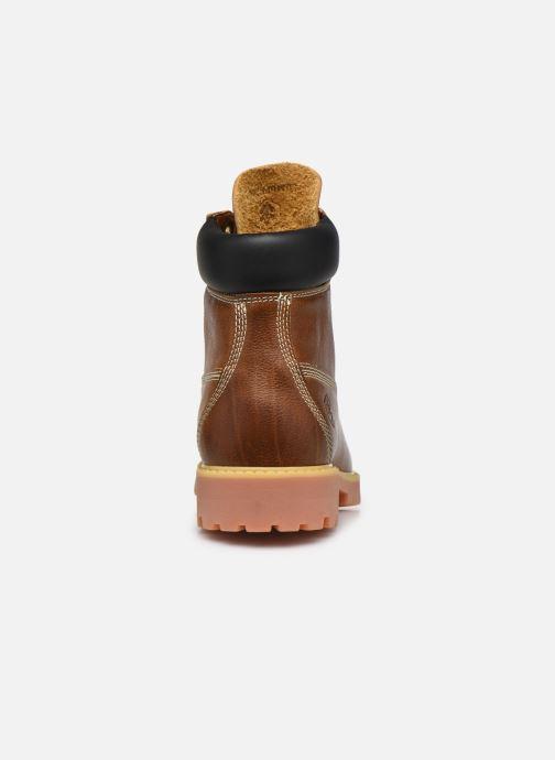 Stiefeletten & Boots Lumberjack ETHAN braun ansicht von rechts