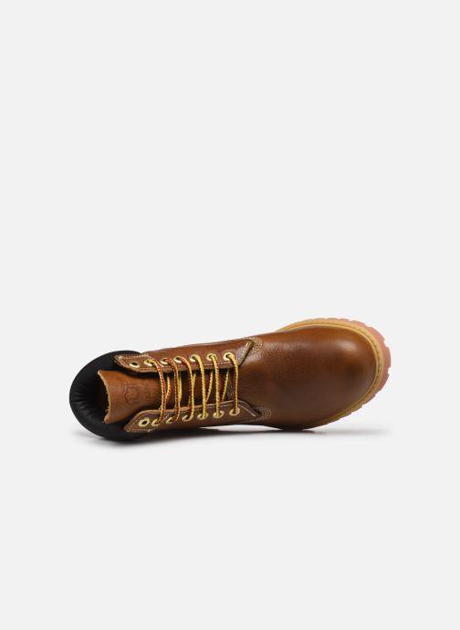 Stiefeletten & Boots Lumberjack ETHAN braun ansicht von links