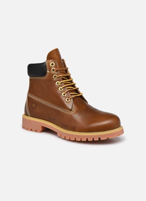 Stiefeletten & Boots Lumberjack ETHAN braun detaillierte ansicht/modell