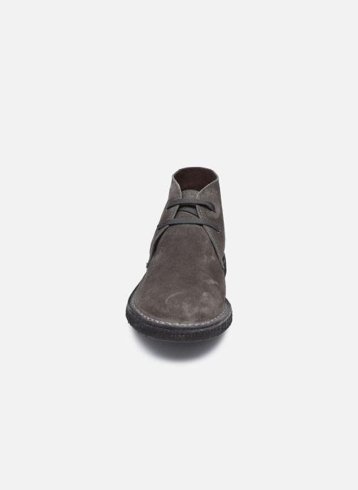 Stiefeletten & Boots Lumberjack BEAT grau schuhe getragen