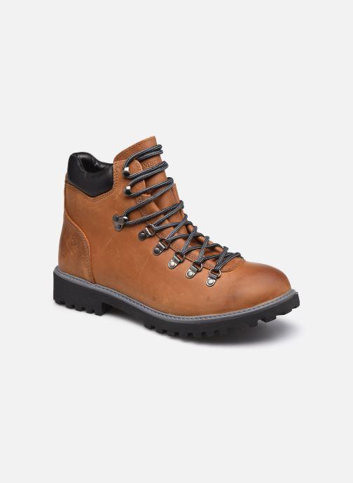 Stiefeletten & Boots Lumberjack RIVER HIKING braun detaillierte ansicht/modell