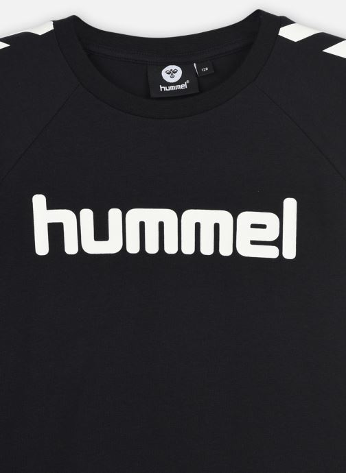 Vêtements Hummel Hmlboys T-Shirt L/S Noir vue face