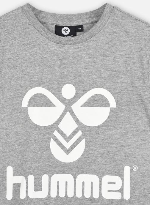 Vêtements Hummel Hmltres T-Shirt S/S Gris vue face