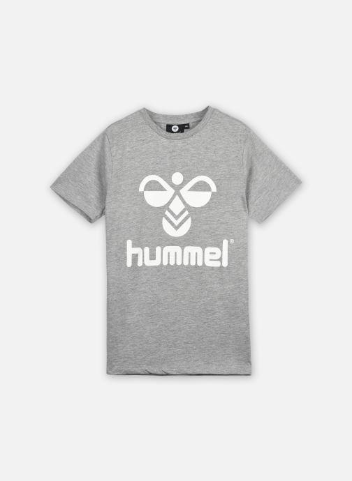 Vêtements Hummel Hmltres T-Shirt S/S Gris vue détail/paire