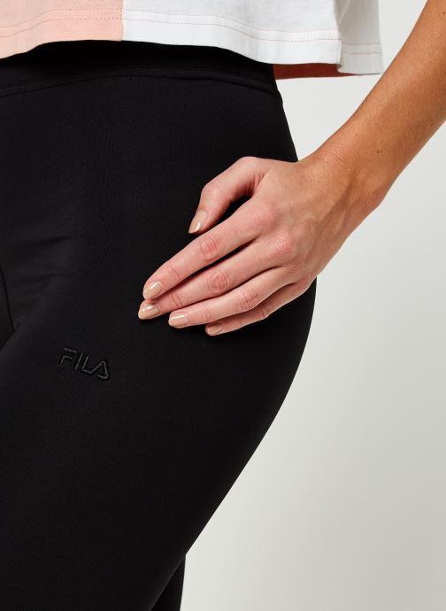 Vêtements FILA Tendai Short Legging Noir vue face