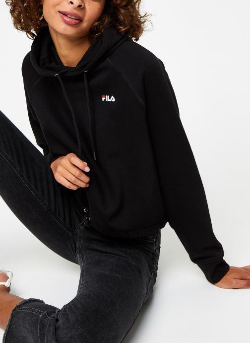 Sweatshirt hoodie - Elaxi Cropped Hoody