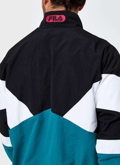 Vêtements FILA Balint Woven Jacket Noir vue face