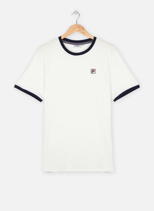 Vêtements FILA Ward Ringer Tee Blanc vue détail/paire