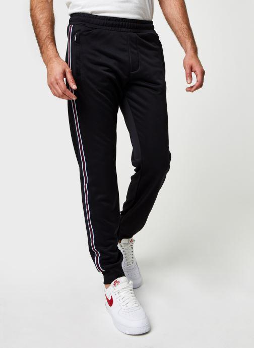 Vêtements FILA Salih Track Pant Noir vue détail/paire