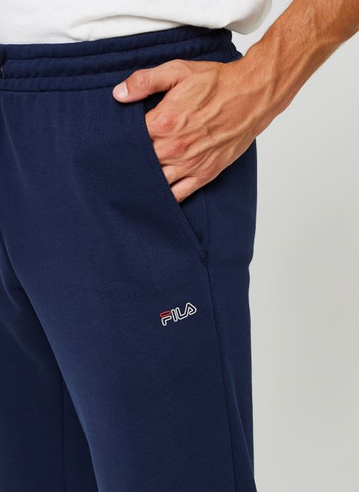 Vêtements FILA Wilmet Sweat Pants Bleu vue face