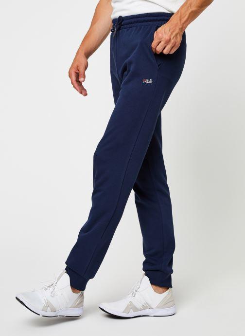 Vêtements FILA Wilmet Sweat Pants Bleu vue détail/paire