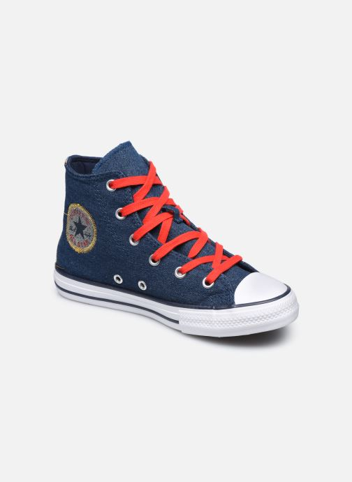 Sneakers Bambino Chuck Taylor All Star Reverse Twill Hi