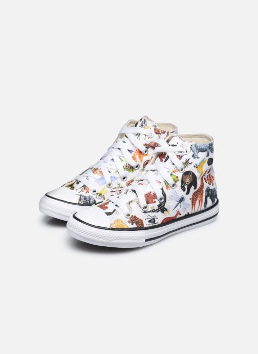 Baskets Converse Chuck Taylor All Star Science Class Hi Multicolore vue 3/4
