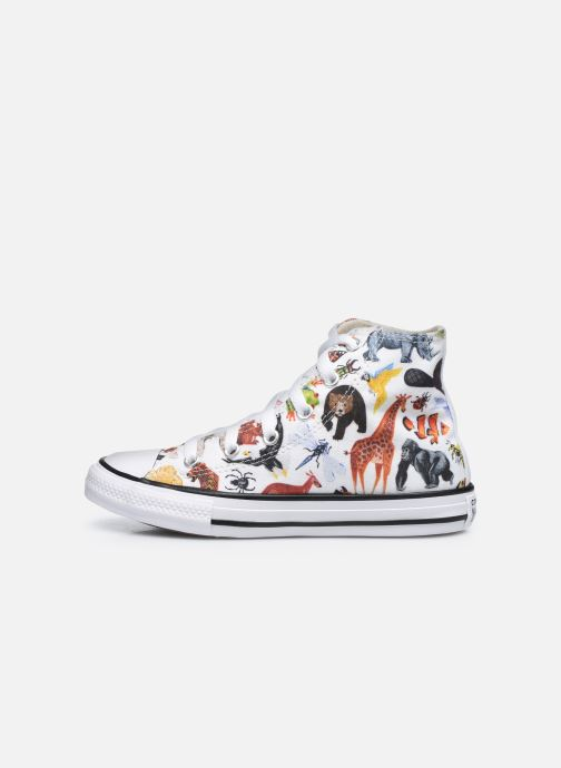 Baskets Converse Chuck Taylor All Star Science Class Hi Multicolore vue face