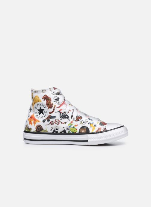 Deportivas Converse Chuck Taylor All Star Science Class Hi Multicolor vistra trasera