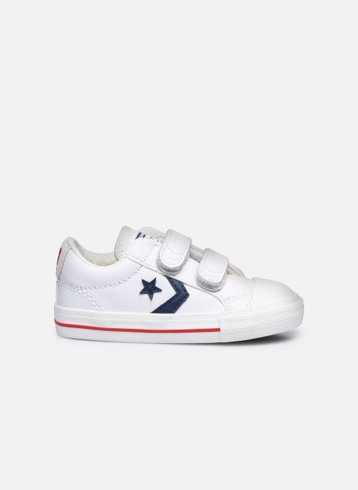 Sneaker Converse Star Player EV 2V Hack to School Ox weiß ansicht von hinten