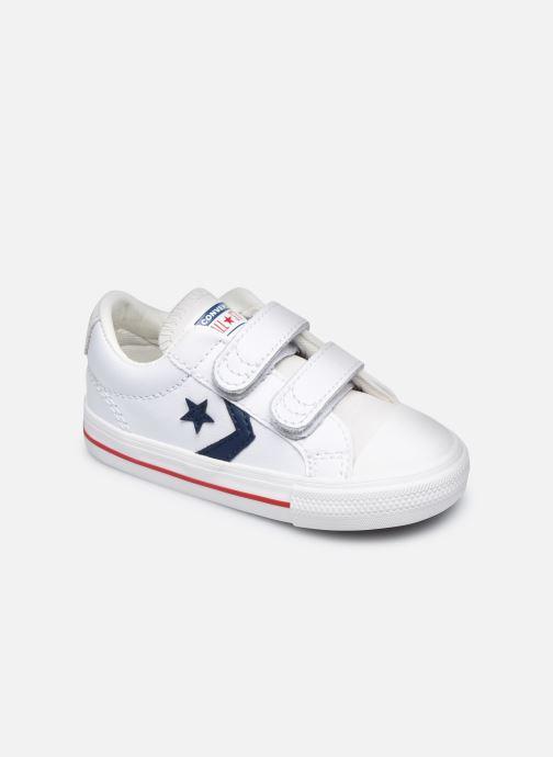 Sneaker Converse Star Player EV 2V Hack to School Ox weiß detaillierte ansicht/modell