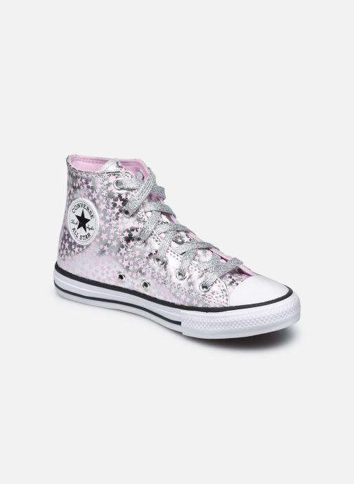 Sneaker Converse Chuck Taylor All Star She's a Star Hi silber detaillierte ansicht/modell