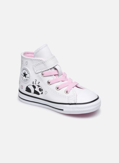 Sneaker Converse Chuck Taylor All Star 1V Notes from BFF Hi weiß detaillierte ansicht/modell