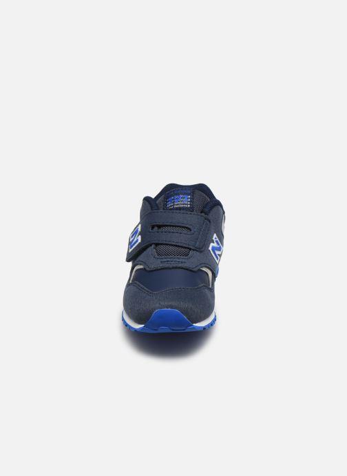 Sneakers New Balance KV393 Azzurro modello indossato
