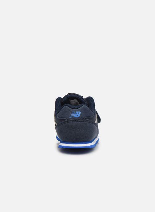 Sneakers New Balance KV393 Blauw rechts
