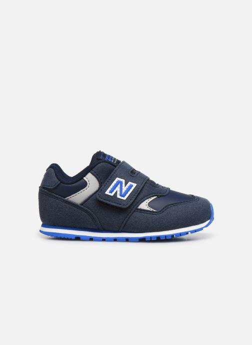 Sneakers New Balance KV393 Azzurro immagine posteriore
