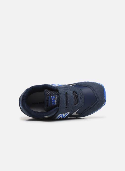 Baskets New Balance KV393 Bleu vue gauche