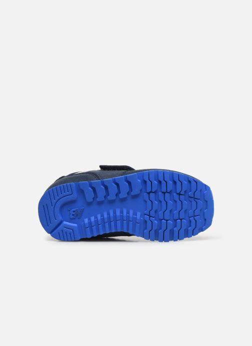 Baskets New Balance KV393 Bleu vue haut