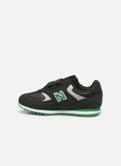 Sneakers New Balance KV393 Verde immagine frontale