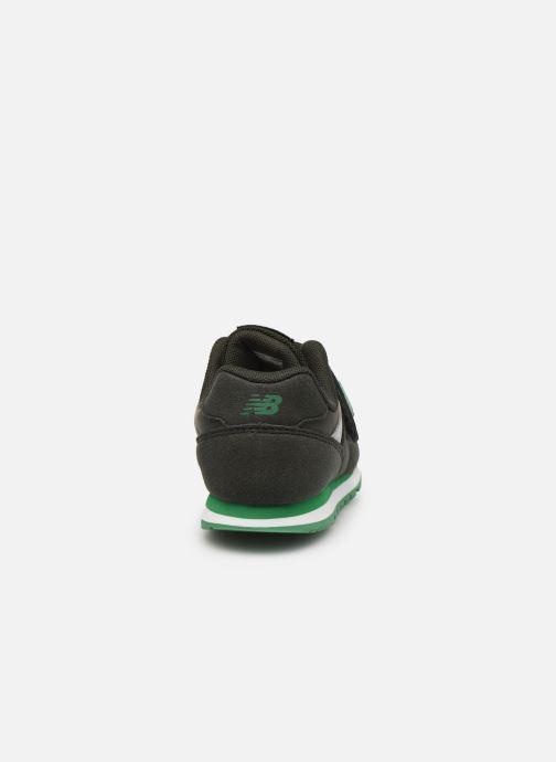 Baskets New Balance KV393 Vert vue droite