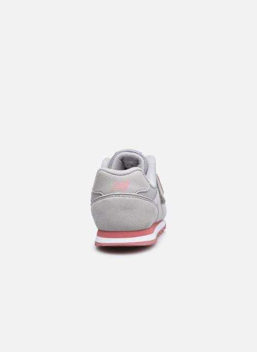 Sneaker New Balance KV393 grau ansicht von rechts
