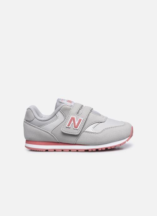 Sneaker New Balance KV393 grau ansicht von hinten