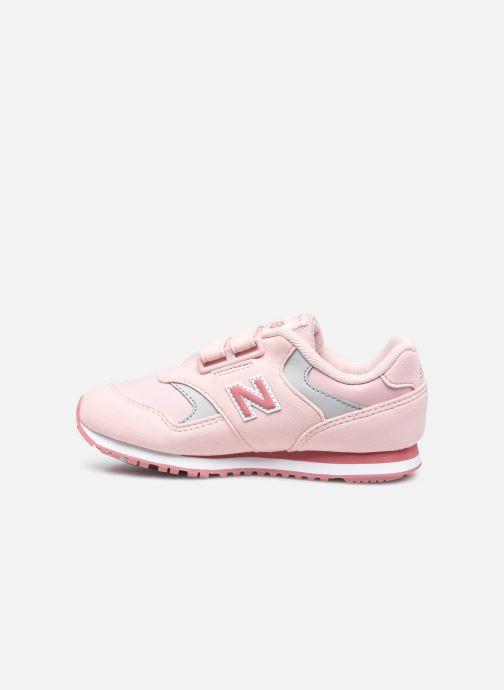 Sneakers New Balance KV393 Roze voorkant