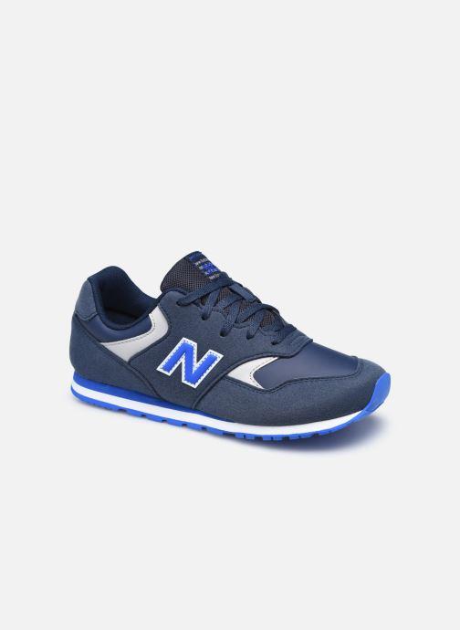Sneaker New Balance YC393 blau detaillierte ansicht/modell