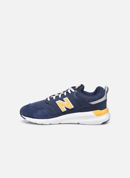 Sneakers New Balance YS009 Azzurro immagine frontale