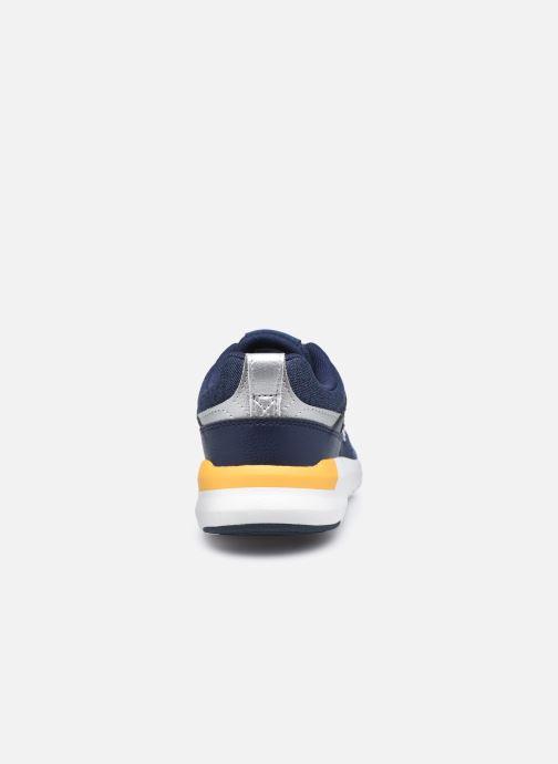 Sneakers New Balance YS009 Azzurro immagine destra