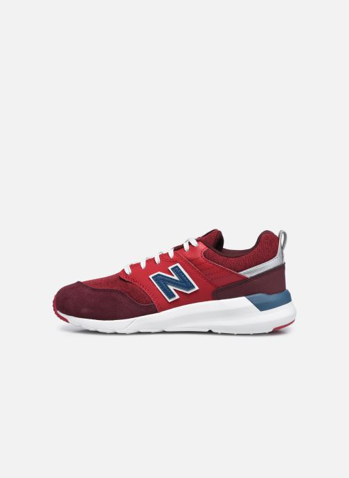 Sneakers New Balance YS009 Rosso immagine frontale