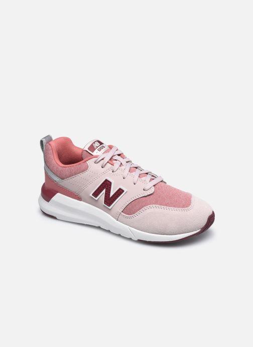 Sneaker New Balance YS009 rosa detaillierte ansicht/modell