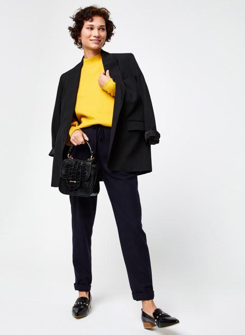 Vêtements Bensimon Bou Bleu vue bas / vue portée sac