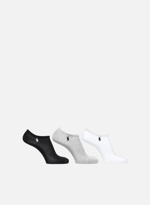Socken & Strumpfhosen Polo Ralph Lauren CUT SOCKS 6 PACK grau detaillierte ansicht/modell