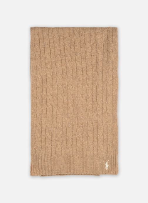Schal Polo Ralph Lauren WOOL CASHME-OBLONG SCARF braun detaillierte ansicht/modell