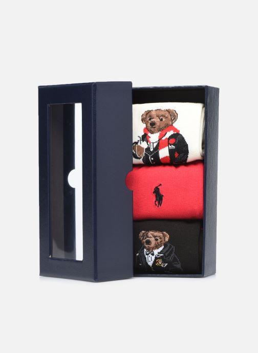 Socken & Strumpfhosen Polo Ralph Lauren GIFT BOX2-SOCKS schwarz schuhe getragen